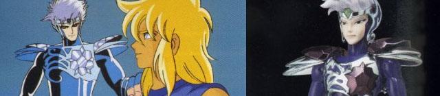 フィギュア王にてクリスタルセイントが誌上限定通販