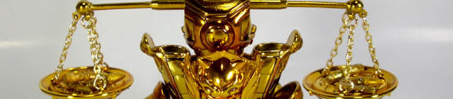 ライブラ 童虎 - 天秤座のオブジェ