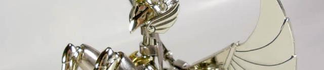 ペガサス 星矢 (最終青銅聖衣)-ペガサス座のオブジェ