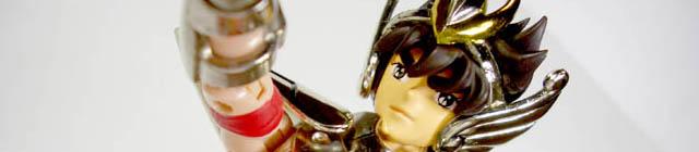 ペガサス 星矢 (最終青銅聖衣)-装着編
