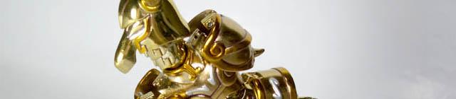 カプリコーン シュラ - 山羊座のオブジェ