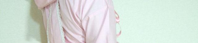ピンク浴衣風ロリィタ(3)