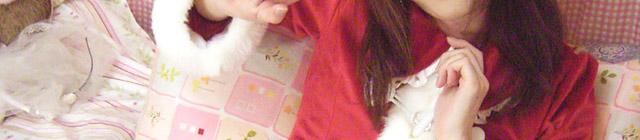 ふわもこサンタドレス(15) 笑顔でポーズ編
