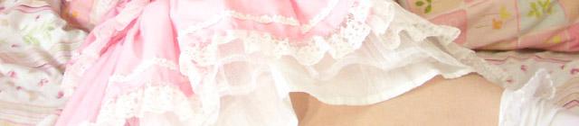 ピンクなロリィタ