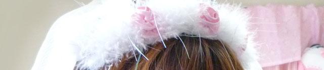 ホワイトロリィタなアップ写真(4) 姫風味3