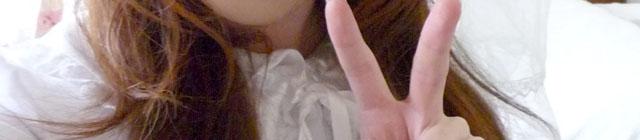 ホワイトロリィタなアップ写真(5) 姫風味4