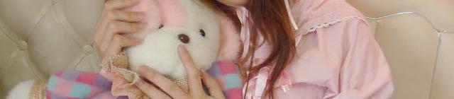 ピンク浴衣風ロリィタ2008夏 (1)